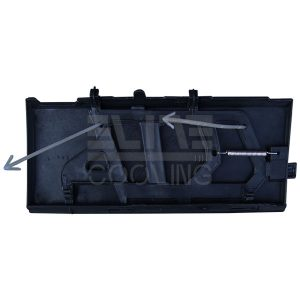 Ventilation Grille Bmw 51111946496