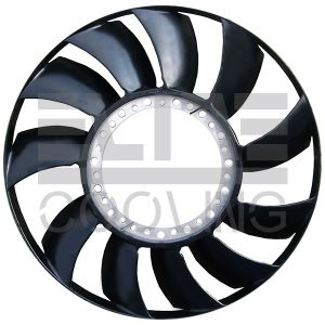 Radiator Cooling Fan Blade Audi 059121301A