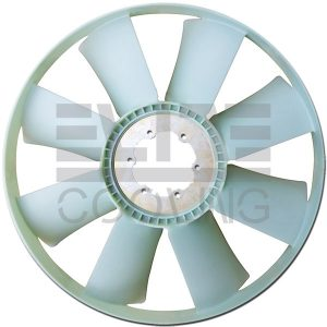 Radiator Cooling Fan Daf 1236096