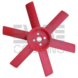 Radiator Cooling Fan Blade Ford 2724E8600
