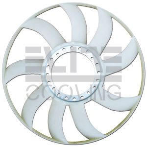 Radiator Cooling Fan Blade Ford 93VB8600