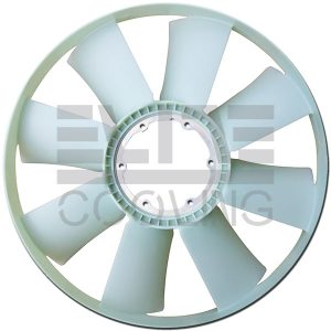 Radiator Cooling Fan Heuliez Bus 0002974901