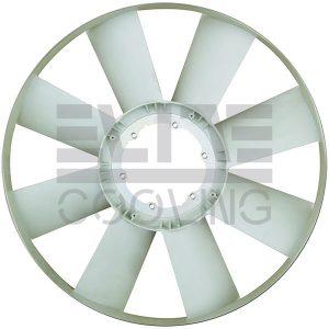 Radiator Cooling Fan Isuzu 387034784051