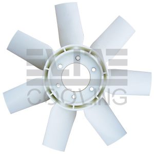 Radiator Cooling Fan Blade Iveco 4800475