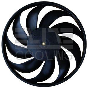 Radiator Cooling Fan Blade Lancia 1400821280