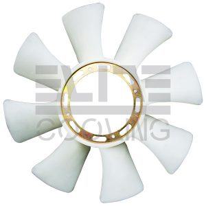 Radiator Cooling Fan Blade Mazda JE4815141