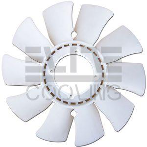 Radiator Cooling Fan Blade Mazda NF0115141