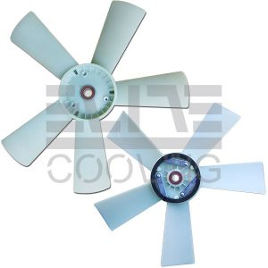 Radiator Cooling Fan Blade Mercedes 1022002123