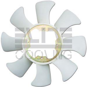 Radiator Cooling Fan Blade Nissan 2106043600