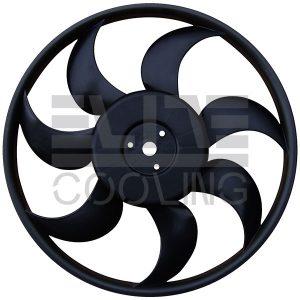 Radiator Cooling Fan Blade Opel 1341300
