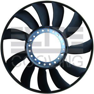 Radiator Cooling Fan Blade Skoda 058121301B