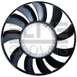 Radiator Cooling Fan Blade Skoda 059121301A