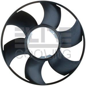 Radiator Cooling Fan Blade Volkswagen 076121301B