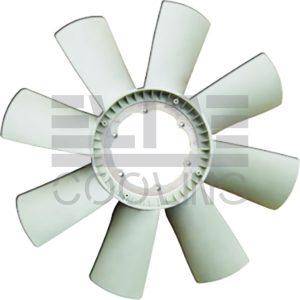 Radiator Cooling Fan Blade Scania 1453968