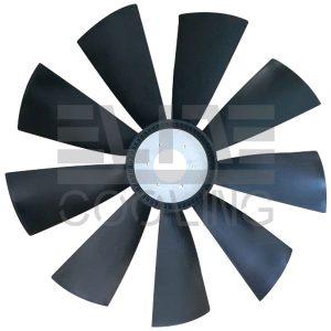 Radiator Cooling Fan Blade Scania E290-76