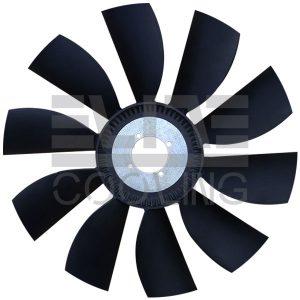 Radiator Cooling Fan Blade Sinotruk VG15000060131